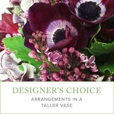 How To Design Flowers In A Vase Seattle Florist Flower Delivery By Fiori Floral Design