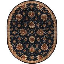 6 X 9 Oval Area Rugs Gray 6 X 9 Oval Area Rugs Rugs The Home Depot