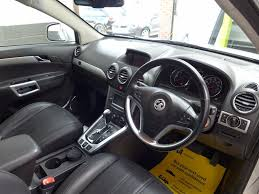 used vauxhall antara for sale leighton buzzard bedfordshire