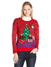 light up ugly christmas sweater dress allison brittney women s mrs clause bow ugly christmas sweater