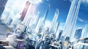 mirrors edge catalyst rebecca wallpapers photo collection city of glass wallpaper