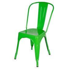 Galvanized Bistro Chair Tolix Marais Chair Ebay