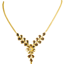 image gold necklace images Thanmayi n 9263 12 kerala gold necklace png