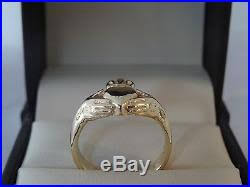 avery claddagh ring avery claddagh ring 14k yellow gold size 6 1 2 avery