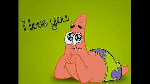 Different Languages Meme - patrick star saying i love you in 5 different languages youtube