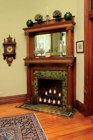 Sears Fireplace Screens by 1908 Sears Corner Fireplace Mantel Google Search Tennessee
