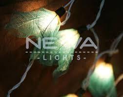 String Of Flower Lights by Flower String Lights Etsy