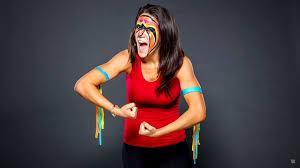Ultimate Warrior Halloween Costume Wwe Show Ultimate Warrior Nerdist