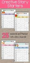 printable story writing paper best 25 roll a story ideas on pinterest story elements roll a story writing activity