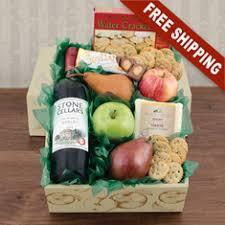 organic fruit gift baskets free shipping fruit baskets capalbos gift baskets
