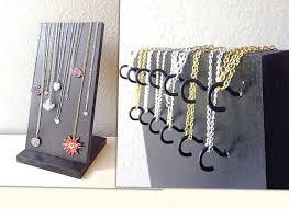 necklace display case images Diy necklace display jewelry display pair spare diy jewelry jpg