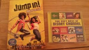 film disney jump in jump in movie book album of disney channel tracks for sale in