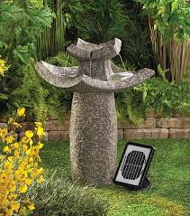 Backyard Water Fountain by 167 Best Backyard Water Fountains Images On Pinterest Solar