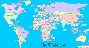 world map political with country names jmu posc 230 international relations prof andrew clem