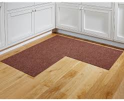 L Shaped Kitchen Rug L Shaped Kitchen Mat Scotts Of Stow