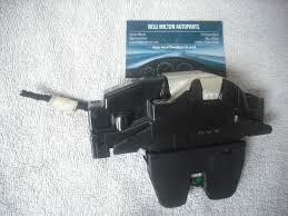 nissan micra boot lock mechanism genuine peugeot 207 citroen c4 picasso tailgate boot lock catch