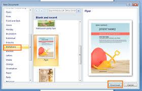 software pembuat undangan online cara membuat undangan dengan microsoft word 2007 dailysocial