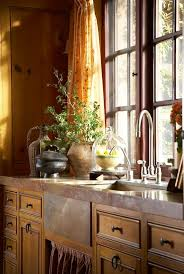 Kitchen With Light Cabinets Elegant Kitchens With Warm Wood Cabinets Traditional Home