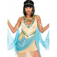 Egyptian Queen Halloween Costume Cleopatra Egyptian Womens Cheap Halloween Costume Economical