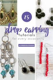 370 best how to make earrings images on pinterest diy earrings