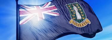 British Flag Boots Yacht Registrierung Unter Der Flagge Der Britischen Jungferninseln