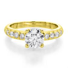 gold 1 carat engagement rings awesome stock of 1 ct solitaire ring ring ideas