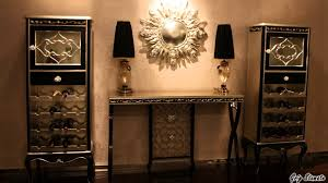 black and gold decor accessories a stylish interior design youtube