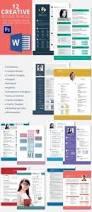 Unique Resumes Templates Free Free Resume Templates 81 Wonderful Unique Graphic Design