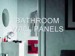 Types Of Bathtub Materials Bathroom Wall Panels Different Types Explained Youtube