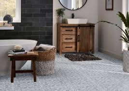 can i put cabinets on vinyl plank flooring vinyl flooring faq
