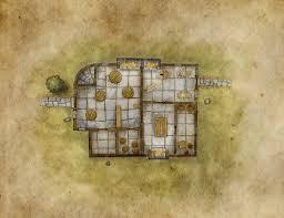 rpg floor plans free maps fantastic maps