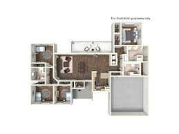 Fort Wainwright Housing Floor Plans by Fort Hood Family Housing Off Campus Housing Killeen Tx