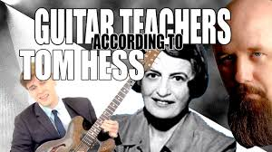 guitar teachers according to tom hess with loop control