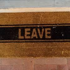 Doormat Leave Carpet U0026 Flooring Miraculous Doormats For Home Accessories Ideas