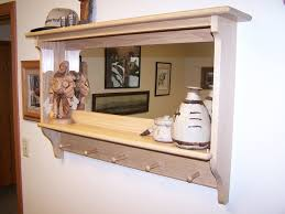 shelf coat rack mirror combo by jm82435 lumberjocks com