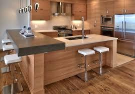 model de cuisine americaine modele de cuisine americaine 14 avec ilot conception 3d ouverte et