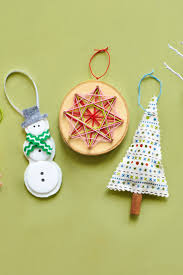 unique handmade christmas ornaments 55 christmas ornaments diy crafts with christmas tree