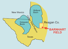 Permian Basin Map Basins Permian Basin U0026 Geology Pinterest