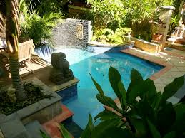 Backyard With Pool Landscaping Ideas Backyard Landscaping Ideas Swimming Pool Design Homesthetics Arafen
