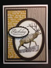 merry little labels masculine birthday card