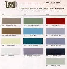 vintage rambler paint colors vintage paint