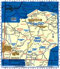 map of southwest southwest colorado map co vacation directory