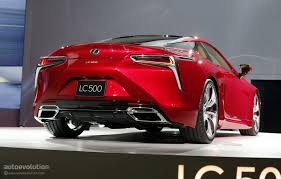 lexus lc 500 competition the lexus lc could get f version with twin turbo v8 autoevolution