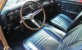 El Camino Interior Parts 1967 Chevrolet El Camino Hemmings Motor News