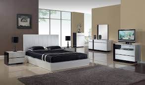 Teenage White Bedroom Furniture Fascinating Black Modern Bedroom Sets Set Valencia In Made Spain