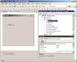 design web form in visual studio 2010 how to merge pdf documents in net