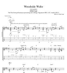 Picking Sheet Woodside Waltz
