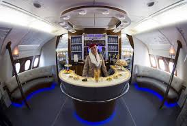 Airbus A 380 Interior With No Airbus A380 Sales At Dubai It U0027s The End Of An Airliner