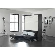 canapé de bureau ensemble lit rabattable canapé bureau loft monobloc gain de place