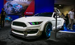 900 horsepower mustang seven would be few ford showing 8 modified mustangs at sema